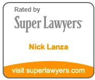 Super Lawyers - Nick Lanza